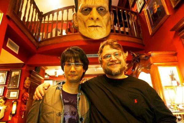 Guillermo-del-Toro-Hideo-Kojima